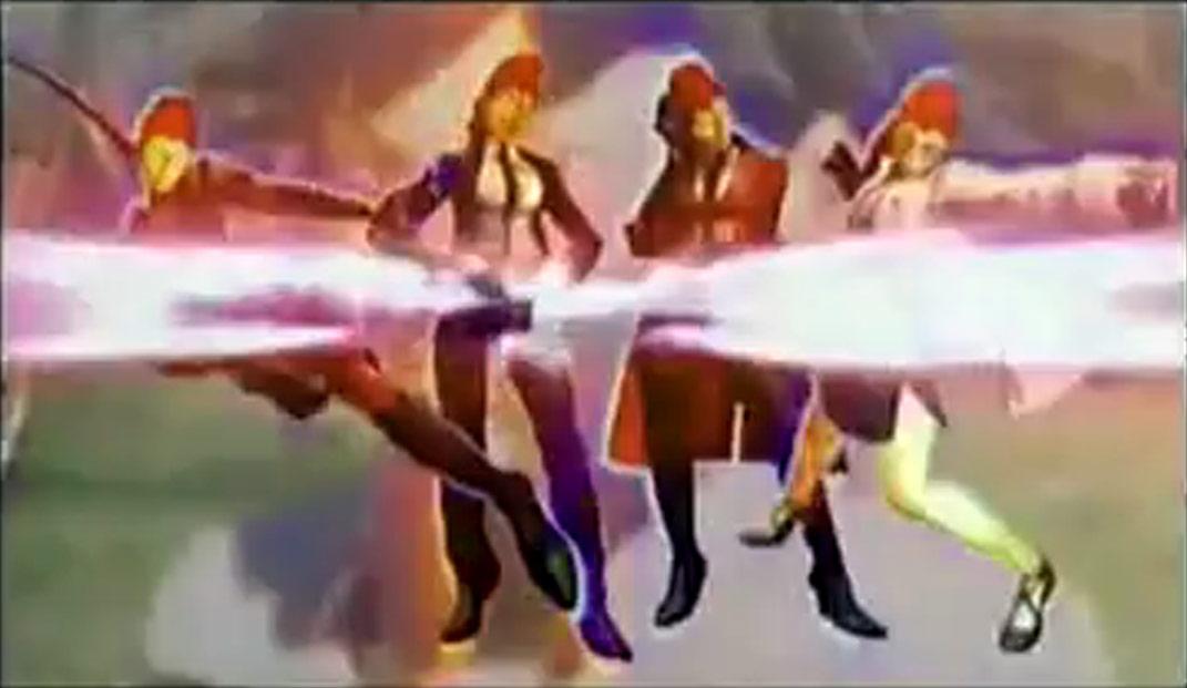 Newest alternative Super Street Fighter IV costume image #7