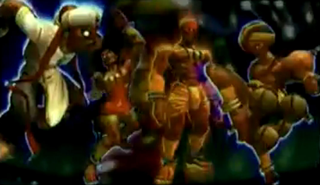 Newest alternative Super Street Fighter IV costume image #9