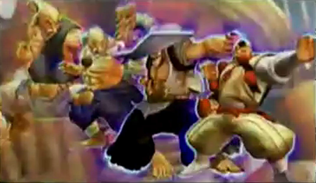 Newest alternative Super Street Fighter IV costume image #14
