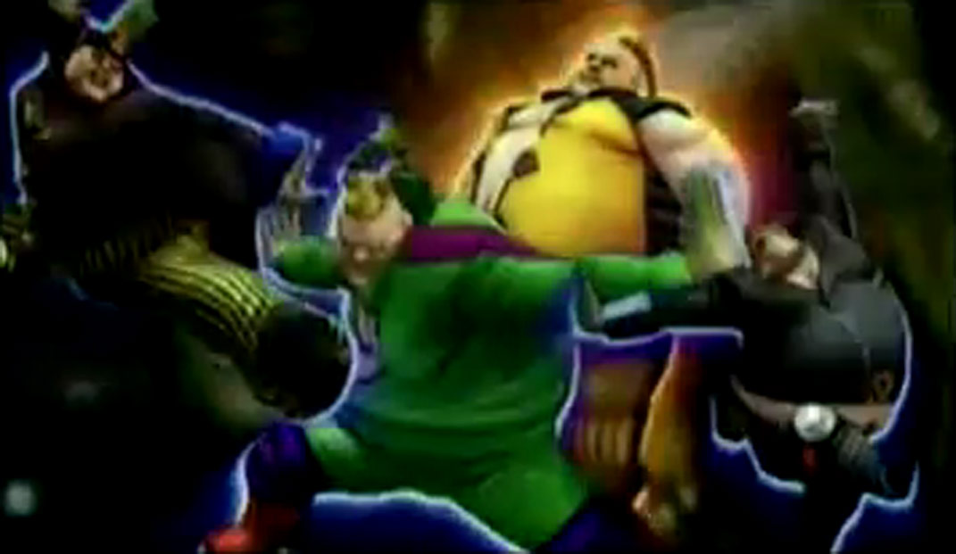 Newest alternative Super Street Fighter IV costume image #19