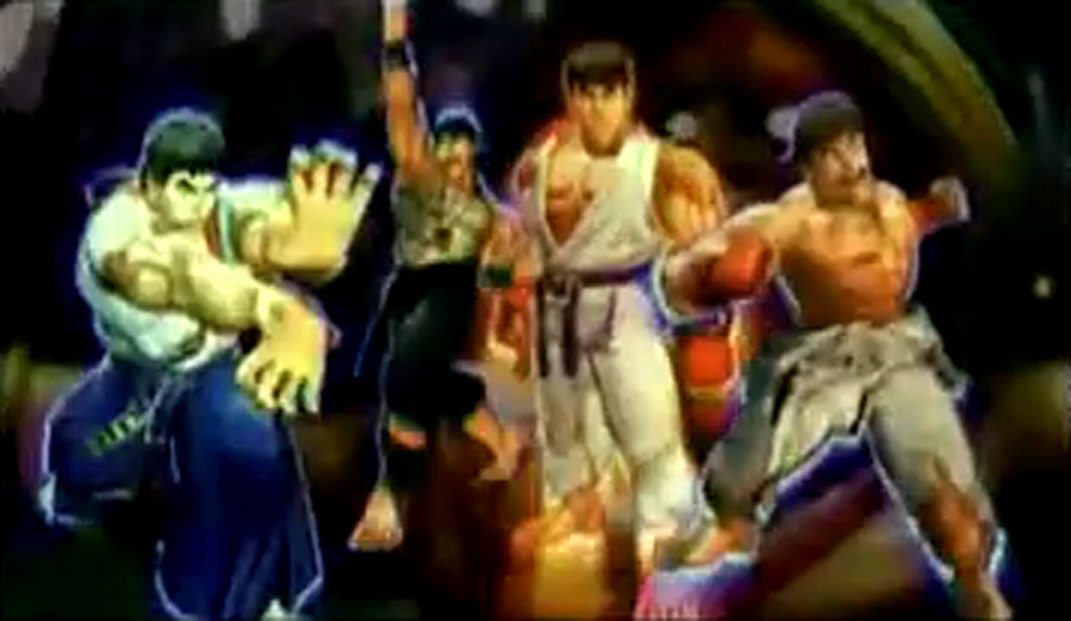 Newest alternative Super Street Fighter IV costume image #20