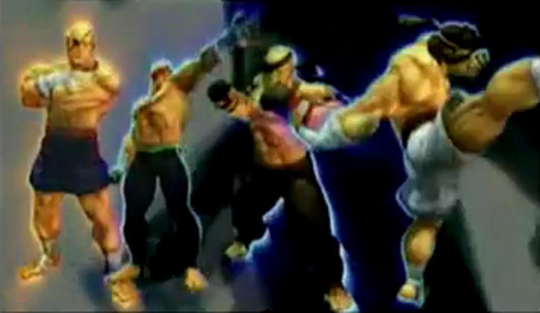 Newest alternative Super Street Fighter IV costume image #21