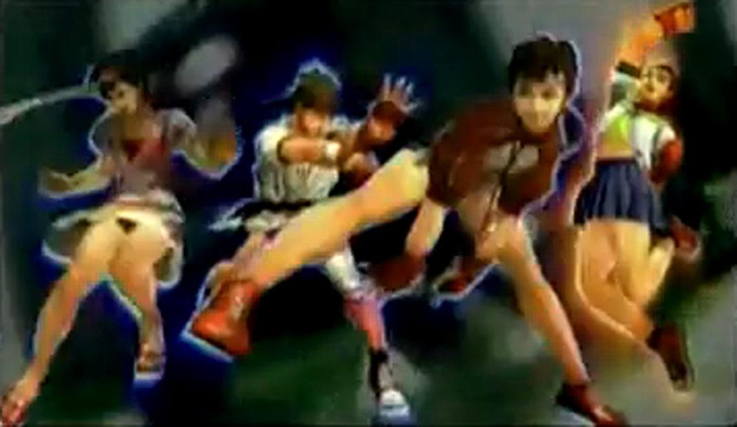 Newest alternative Super Street Fighter IV costume image #22