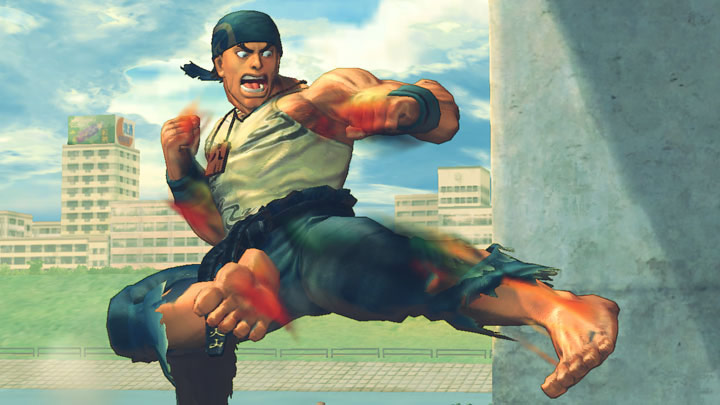High quality image for new Super Street Fighter 4 costumes image #1