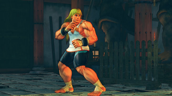 High quality image for new Super Street Fighter 4 costumes image #2