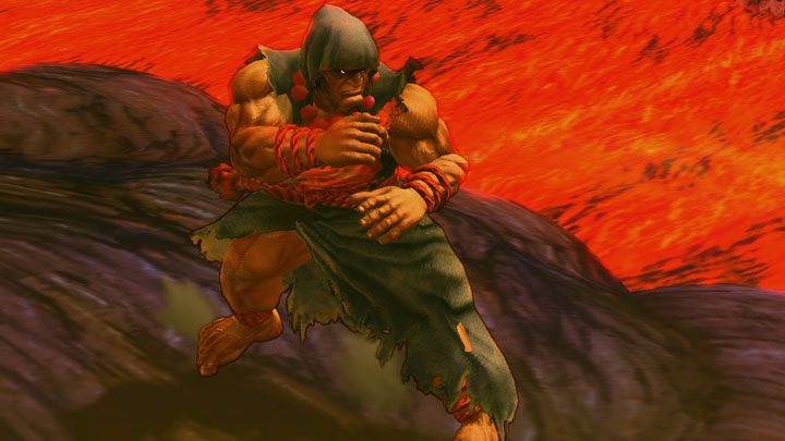 High quality image for new Super Street Fighter 4 costumes image #3