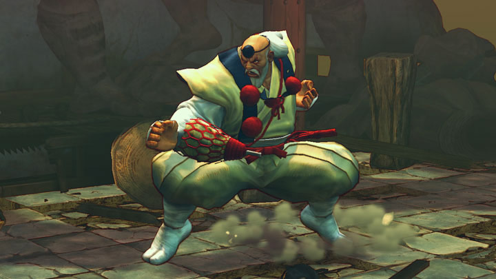 High quality image for new Super Street Fighter 4 costumes image #4