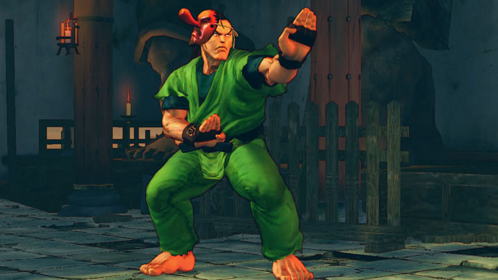 High quality image for new Super Street Fighter 4 costumes image #5