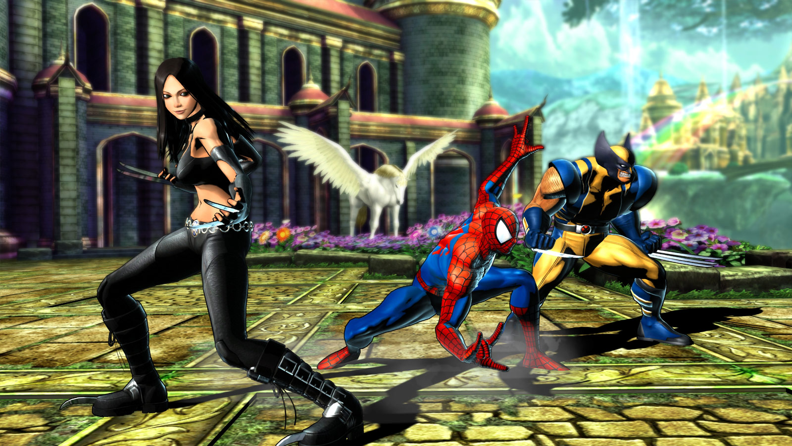 Marvel vs. Capcom 3 screen shot Sept. 21 image #1