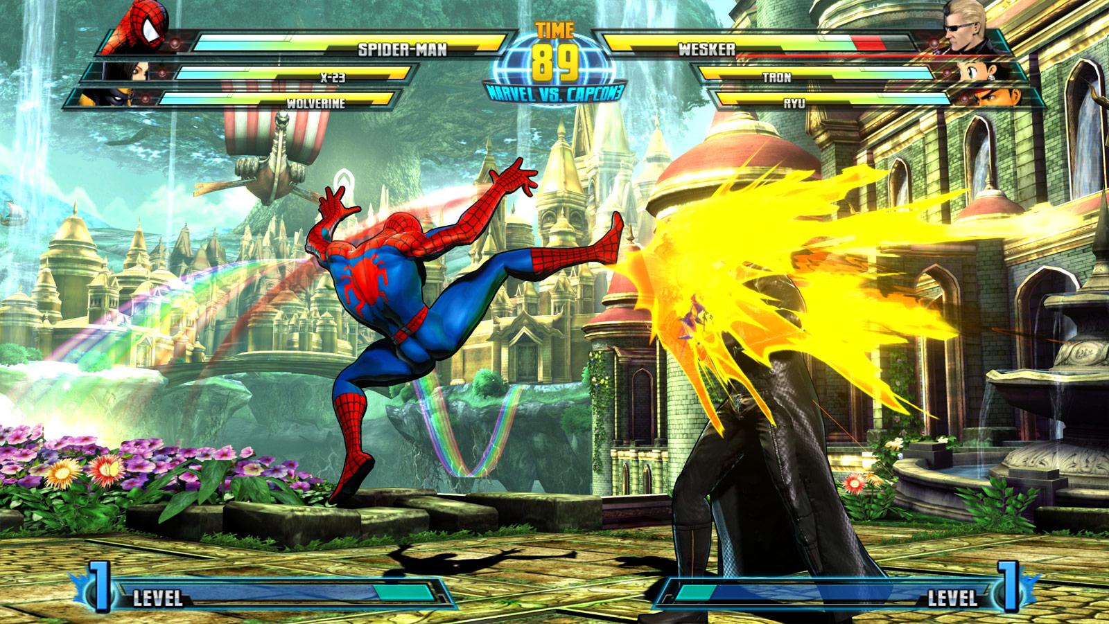 Marvel vs. Capcom 3 screen shot Sept. 21 image #3