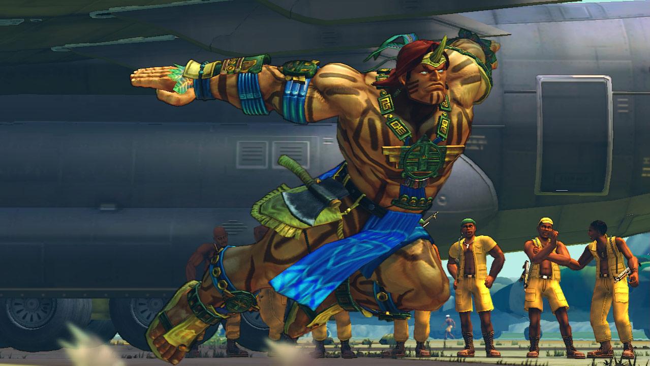 Super Street Fighter 4 alternative costume Sept. 23 image #1