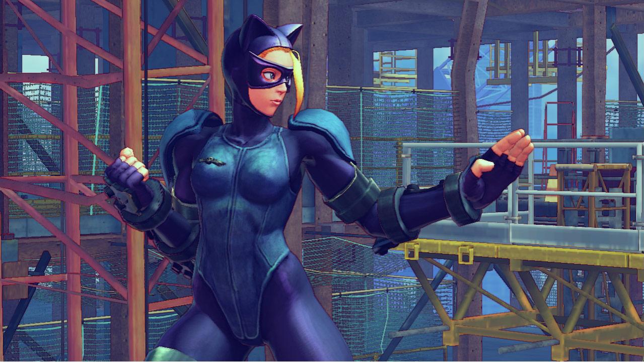Super Street Fighter 4 alternative costume Sept. 23 image #2