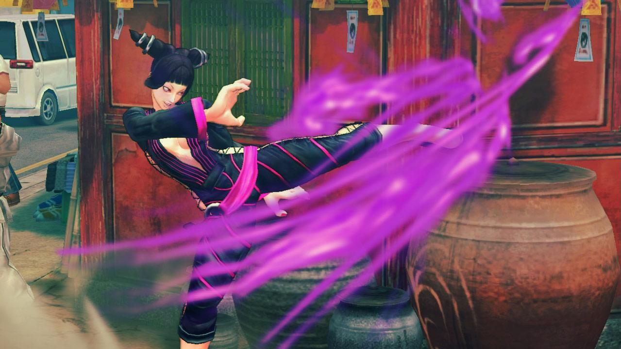 Super Street Fighter 4 alternative costume Sept. 23 image #3