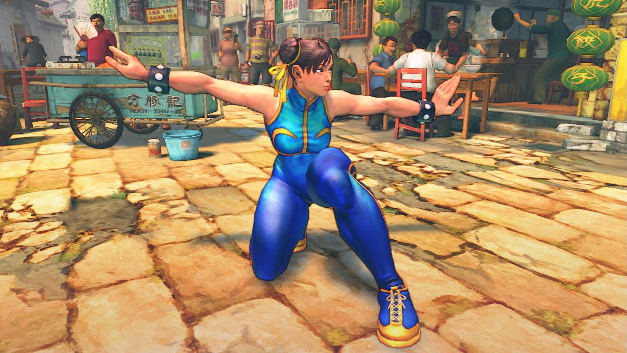 Super Street Fighter 4 alternative costume Sept. 23 image #4