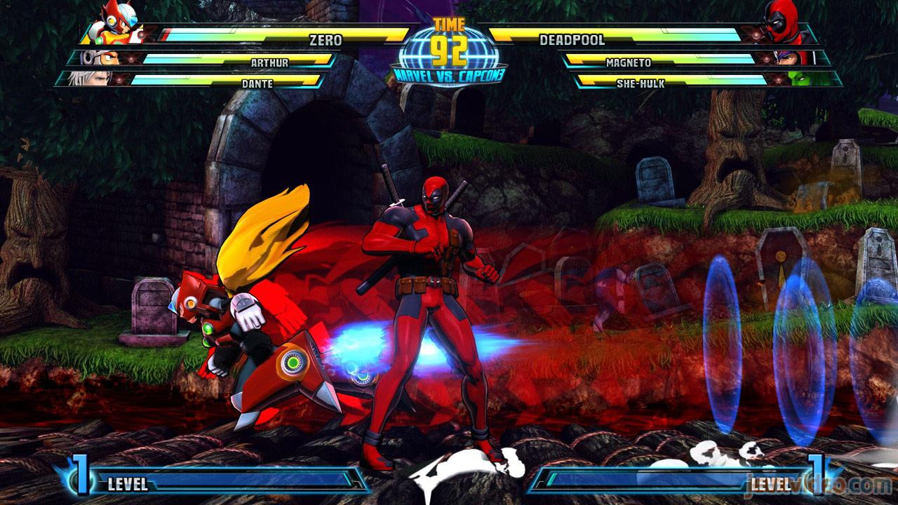 Marvel vs. Capcom Zero and She-Hulk image #6