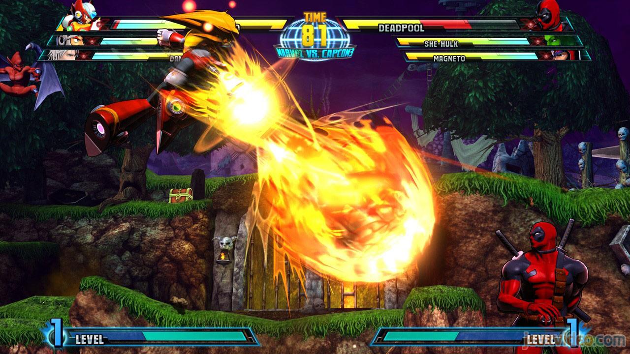 Marvel vs. Capcom Zero and She-Hulk image #8