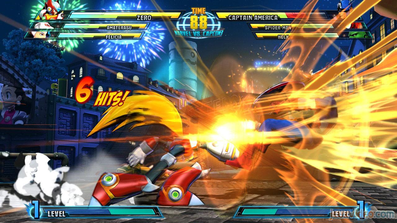 Marvel vs. Capcom Zero and She-Hulk image #16