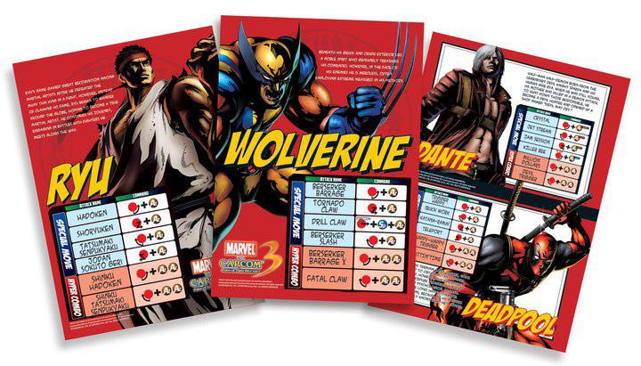 Marvel vs. Capcom 3 special edition extras image #1