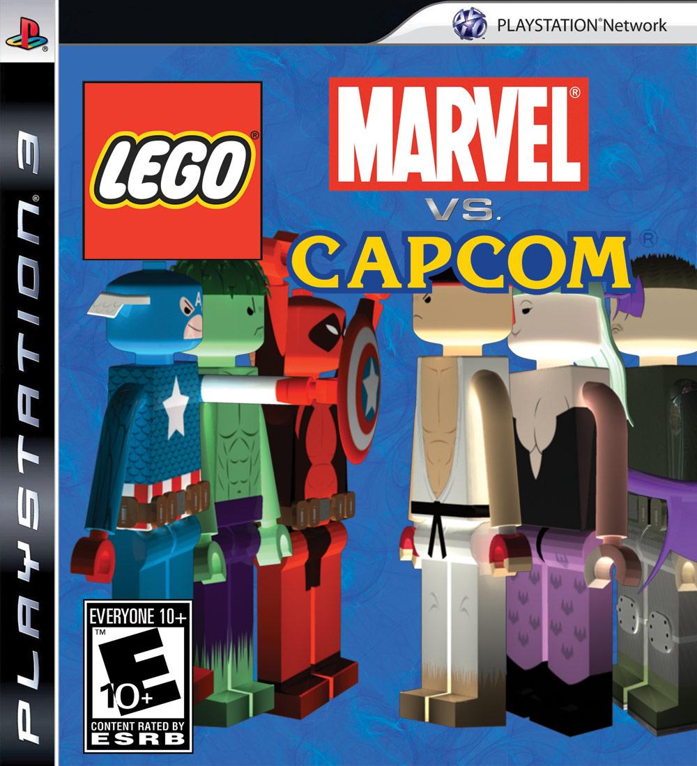 Lego Marvel vs. Capcom 3 image #1