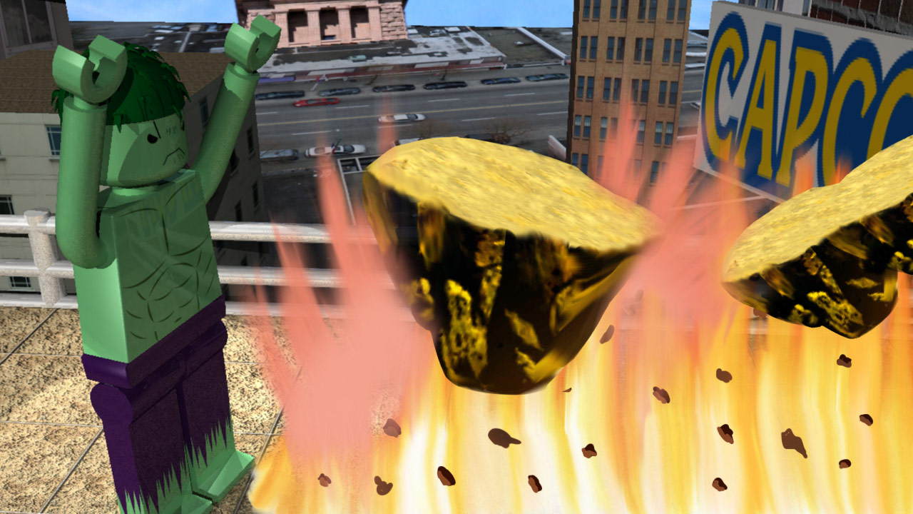 Lego Marvel vs. Capcom 3 image #3