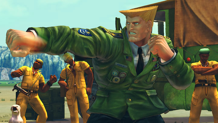 January 25, 2011 costume pack for Super Street Fighter 4 image #1