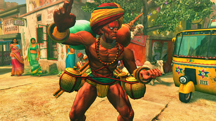 January 25, 2011 costume pack for Super Street Fighter 4 image #3
