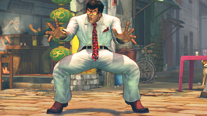 January 25, 2011 costume pack for Super Street Fighter 4 image #5