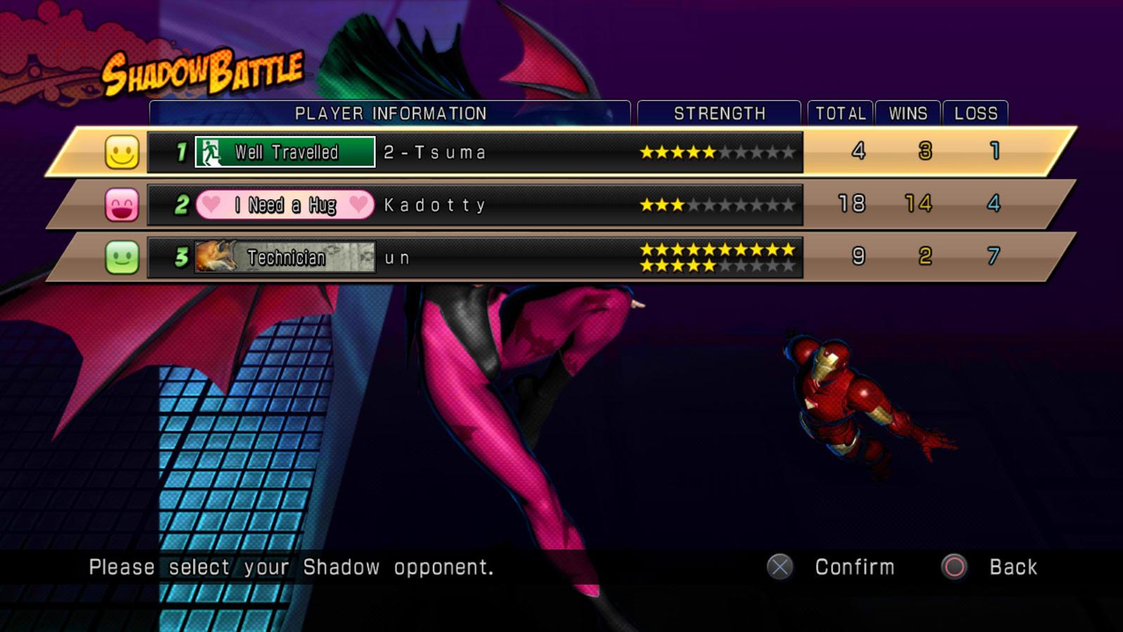Shadow Mode DLC in Marvel vs. Capcom 3 image #3