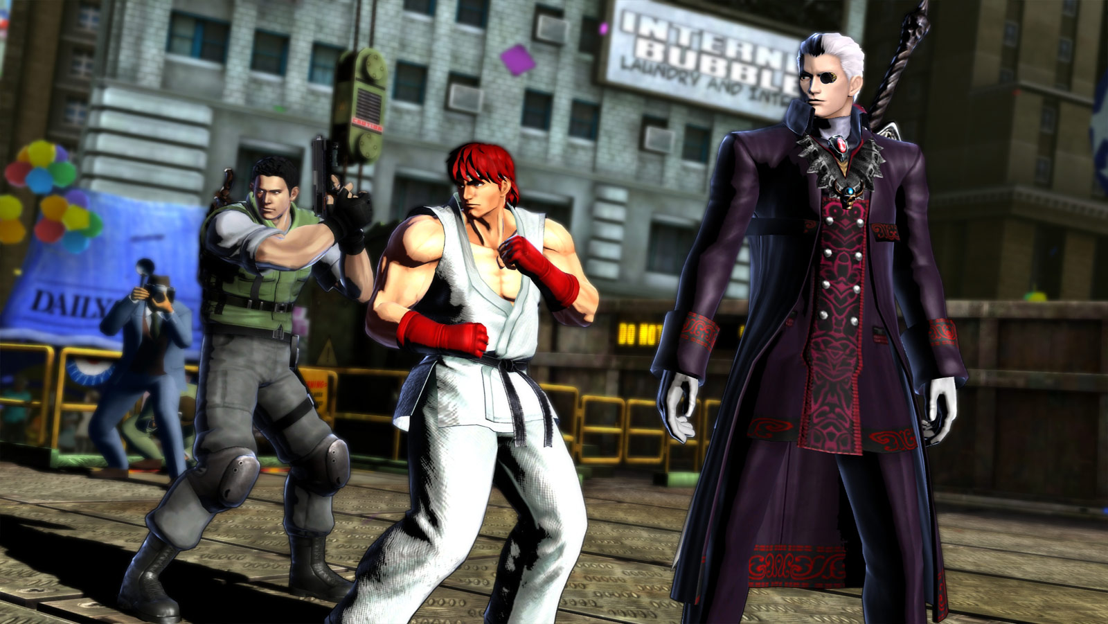 DLC costumes for Marvel vs. Capcom 3 image #20
