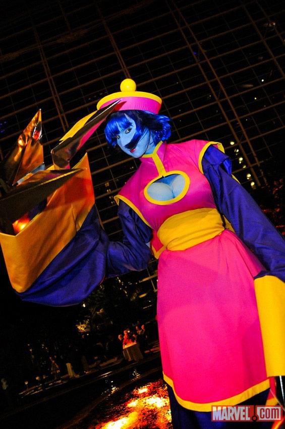 Marvel vs. Capcom 3 cosplayer image #5