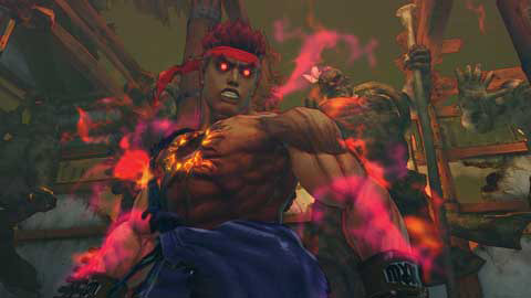 Evil Ryu Super Street Fighter 4 Arcade Edition Developer Blog