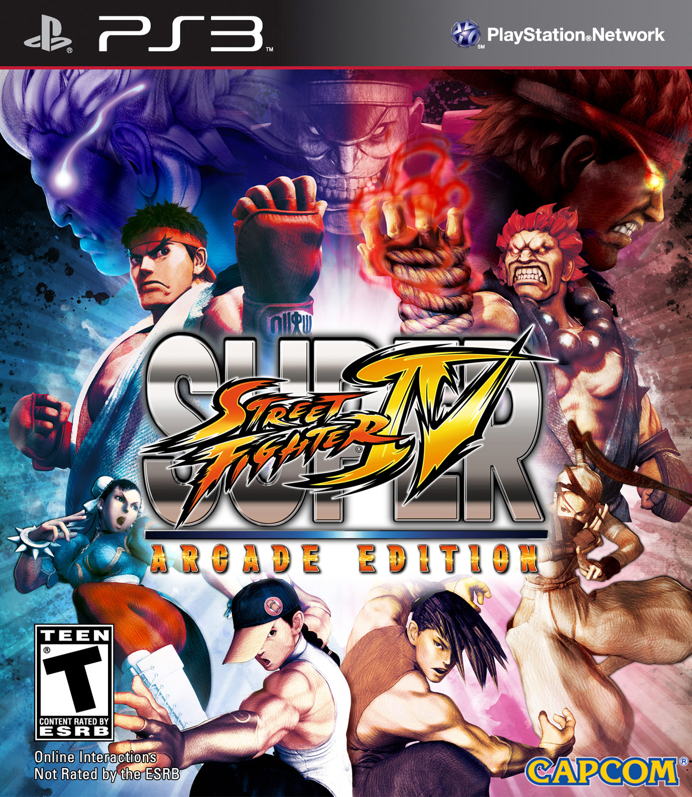 Super Street Fighter 4 Arcade Edition image #2