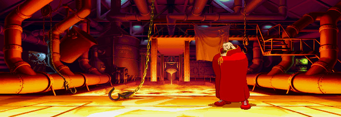 Zangief Street Fighter Alpha 3 stage reimagined image #1