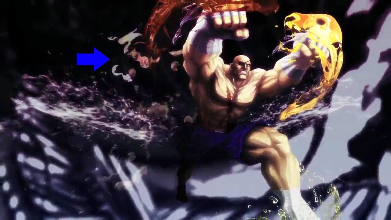 Street Fighter X Tekken hidden characters in trailer #4