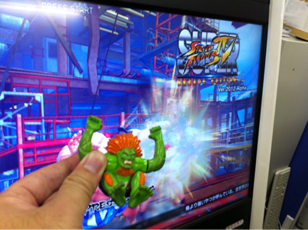 Development begins on Version 2012 of Super Street Fighter 4 Arcade Edition