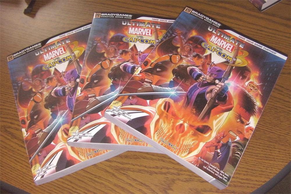 Ultimate Marvel vs. Capcom 3 guide preview #1