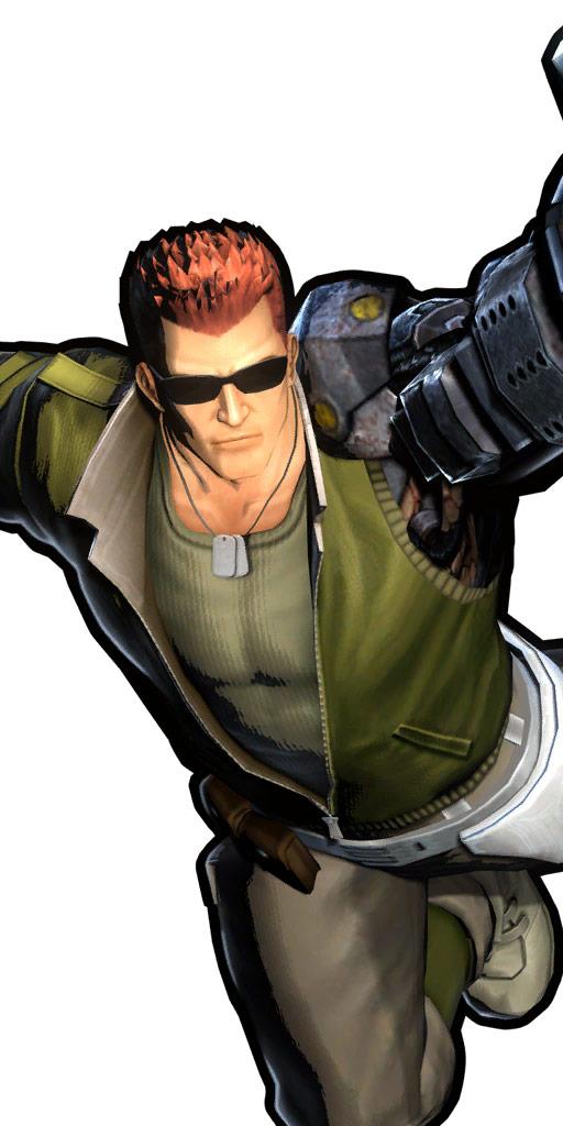 Ultimate Marvel vs. Capcom 3 character win poses in alternate costume #21