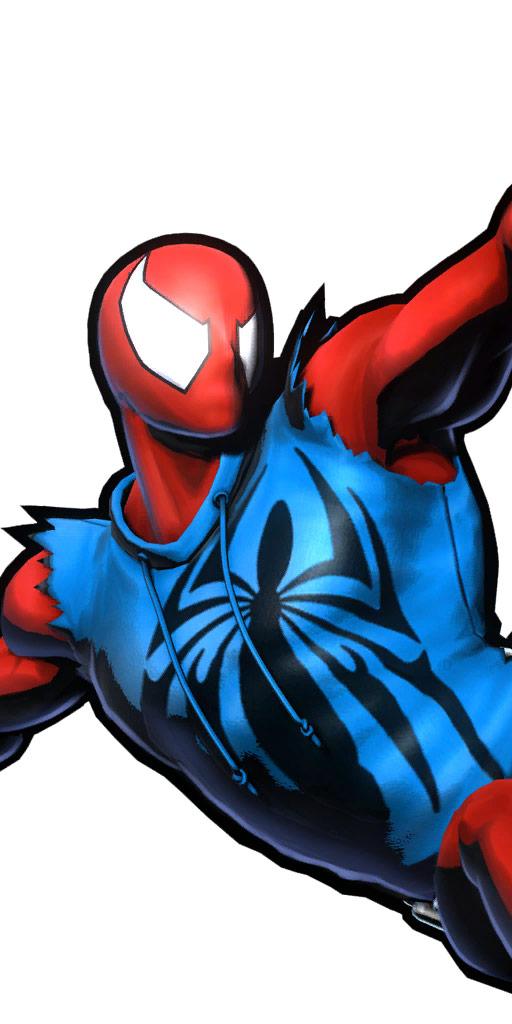 Ultimate Marvel vs. Capcom 3 character win poses in alternate costume #49