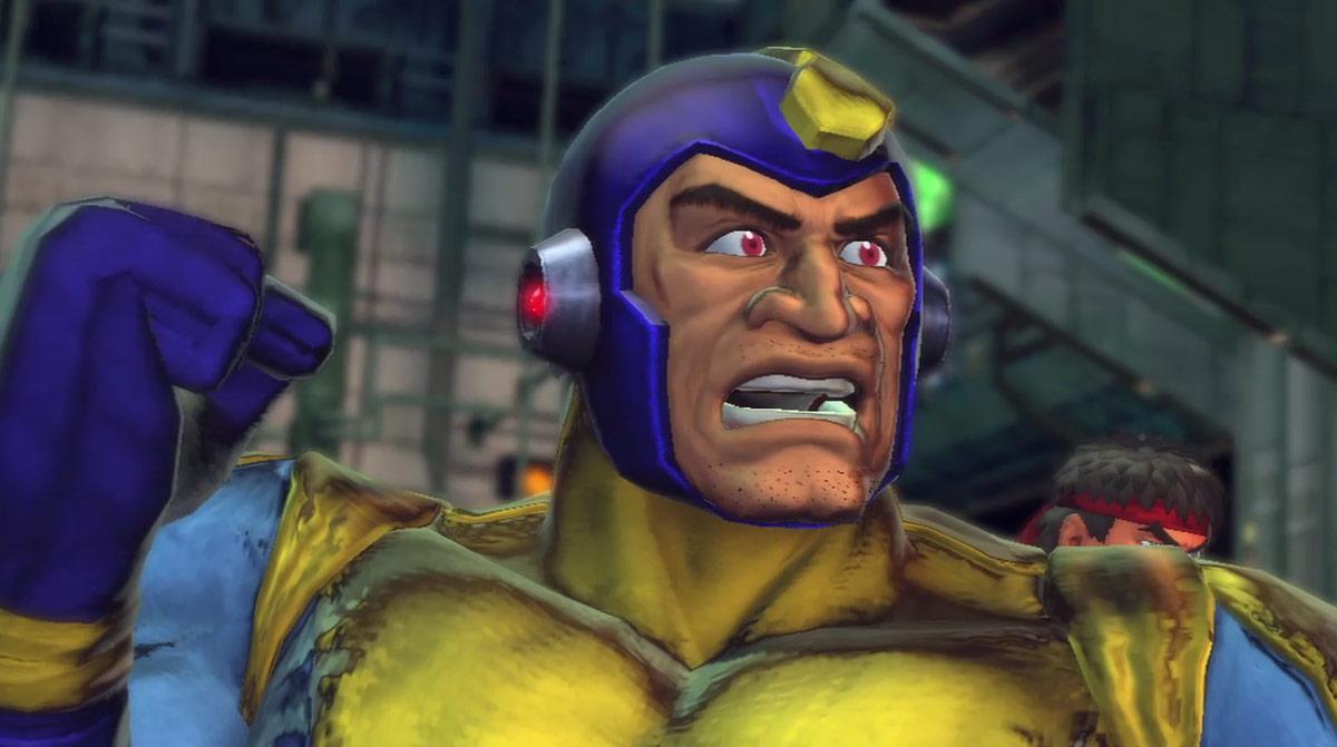 Mega Man and Pac-Man in Street Fighter X Tekken #3