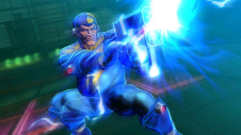 Mega Man and Pac-Man in Street Fighter X Tekken #4