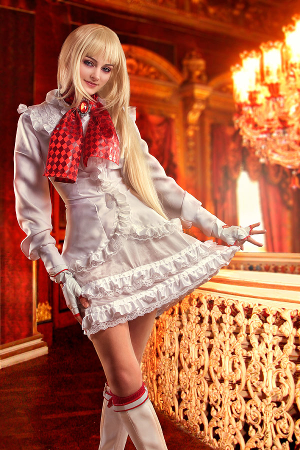 Lili from Tekken cosplay image #3