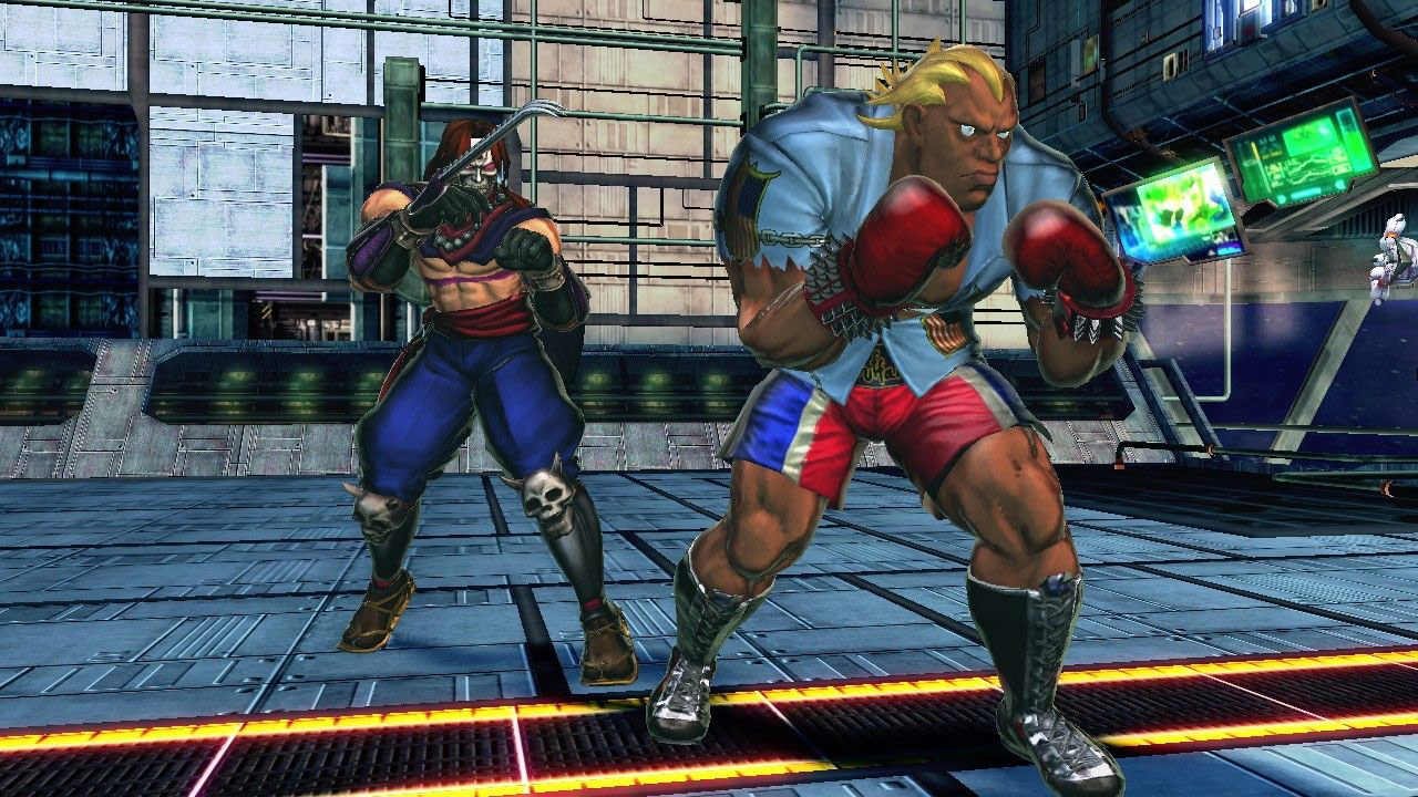 Street Fighter X Tekken updated alternate costumes #05