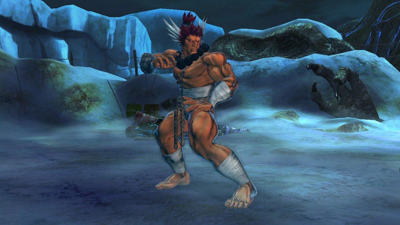 Street Fighter X Tekken updated alternate costumes #06