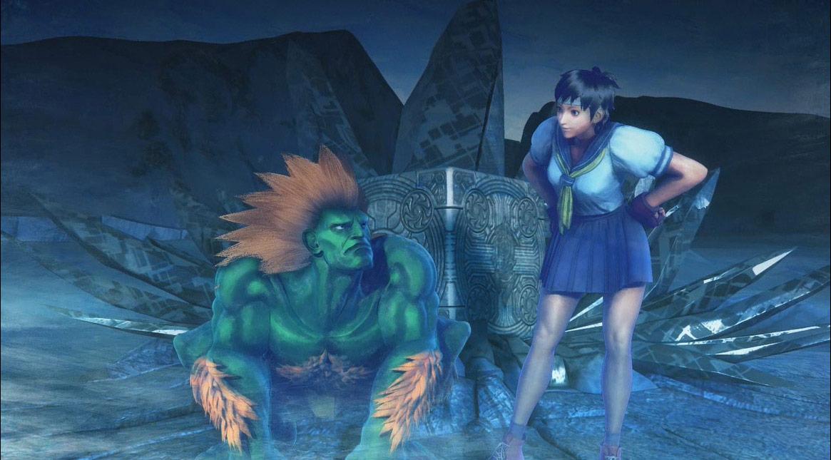 Street Fighter X Tekken ending images #02