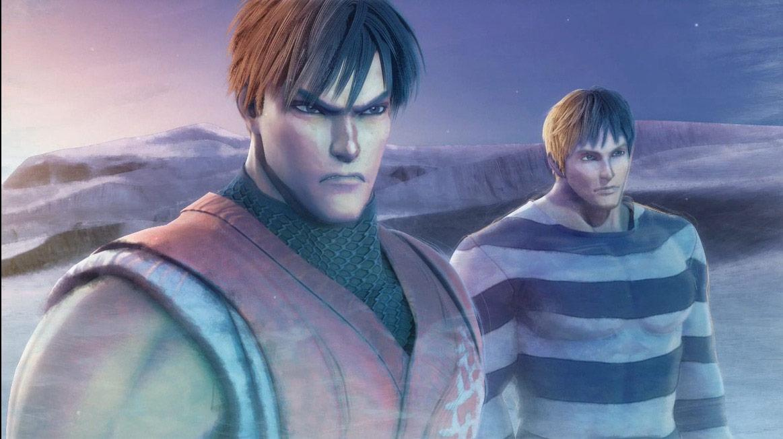 Street Fighter X Tekken ending images #03