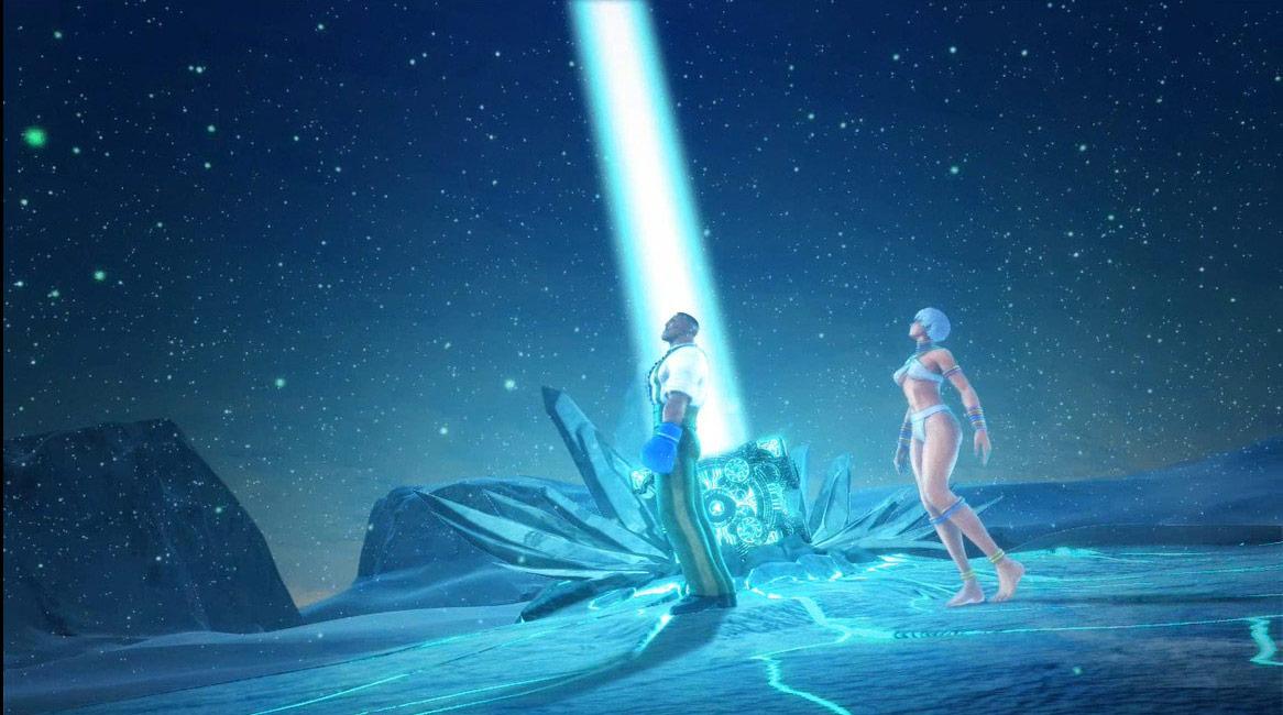 Street Fighter X Tekken ending images #04