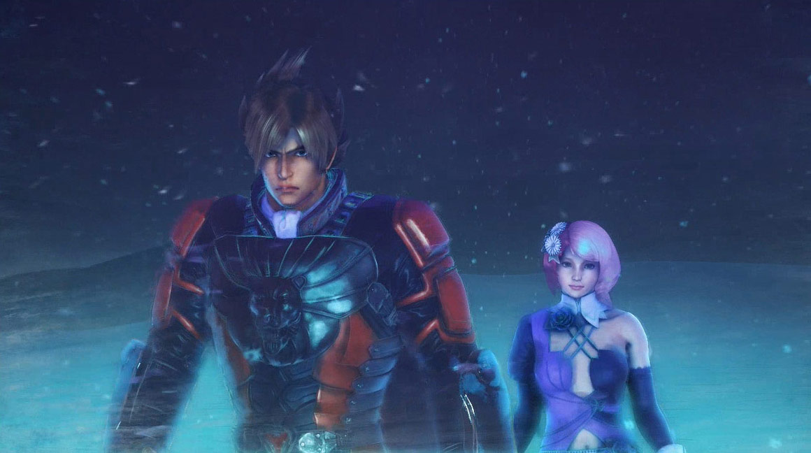Street Fighter X Tekken ending images #06