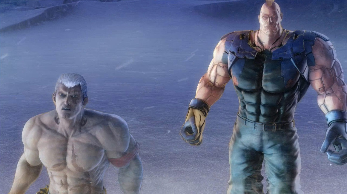 Street Fighter X Tekken ending images #07