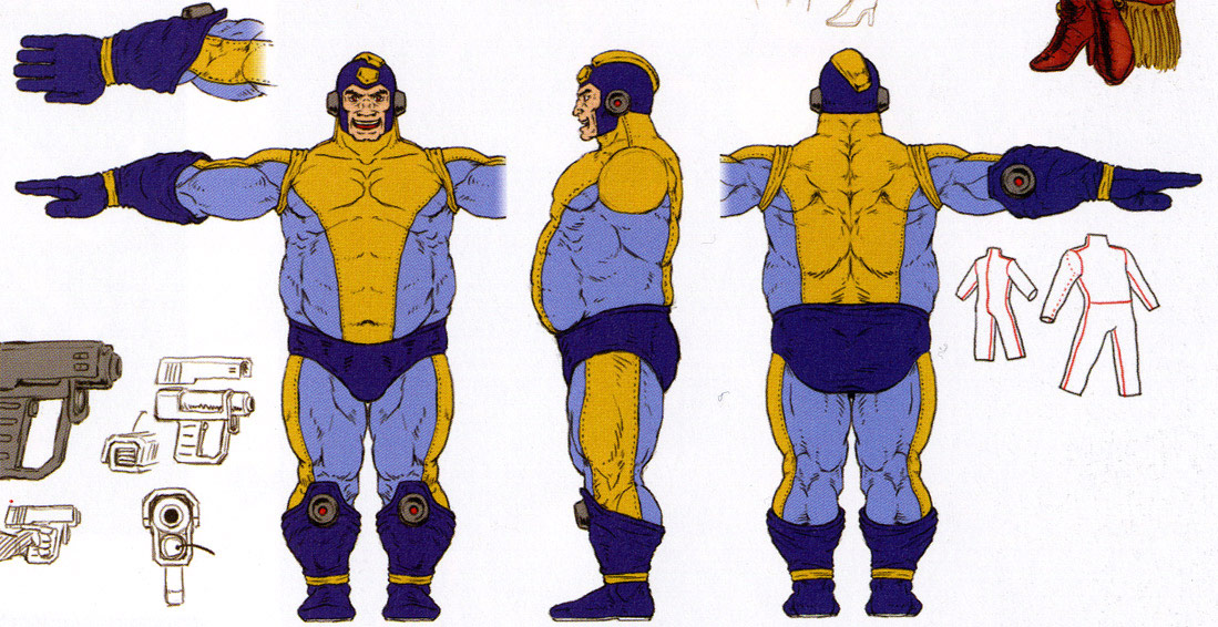 Mega Man S Concept Art For Street Fighter X Tekken