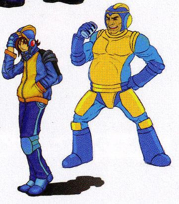 Street Fighter X Tekken Mega Man concept Art #5